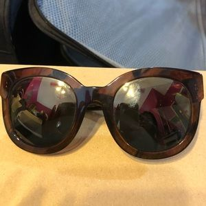 Chanel sunglasses, polarized